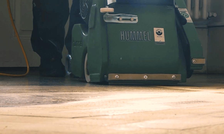 Можно ли отциклевать паркет без пыли?
